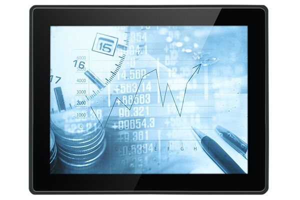 12.1 Touchscreen LCD Monitor