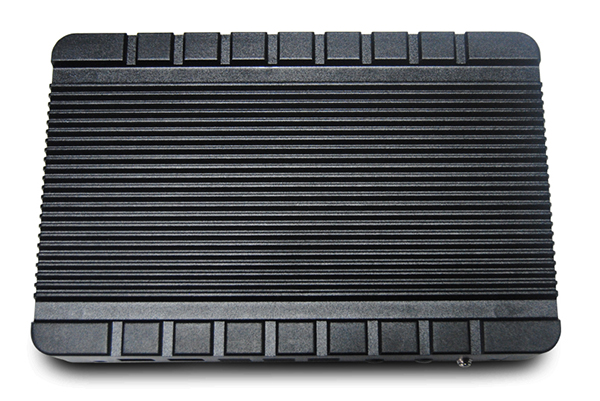 Ultra Slim Fanless Box PC